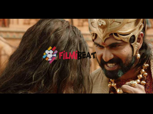 Baahubali Dialogue Teaser: Rana Daggubati Blows Your Mind Away