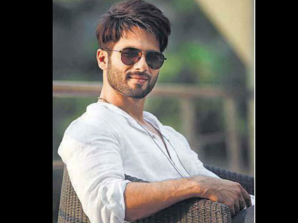 Shahid Kapoor Bachelor Party