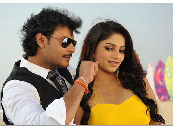 Rachita Ram In Darshan's Ambareesha