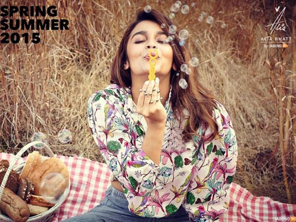 600 x 450 jpeg 83kB, Cute Alia Bhatt's Latest Photoshoot For Jabong ...
