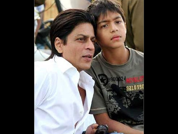 Aryan With Father