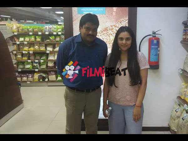 WOW! Sandalwood Queen Ramya Back In Bangalore