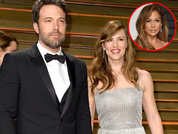 Jennifer Lopez Reason Behind Ben Affleck & Garner's Divorce?