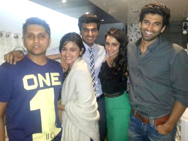 With 2 States Team