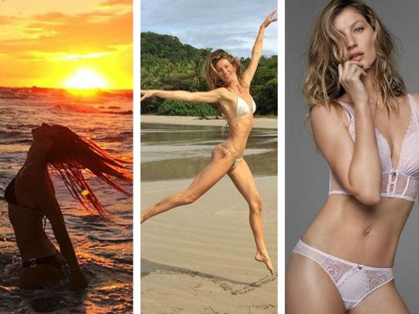 Celebrities on Vacation - The Best of Celebrity Bikini Bodies