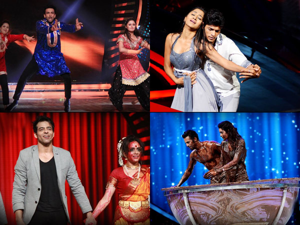 4 Finalists Of Nach Baliye 7