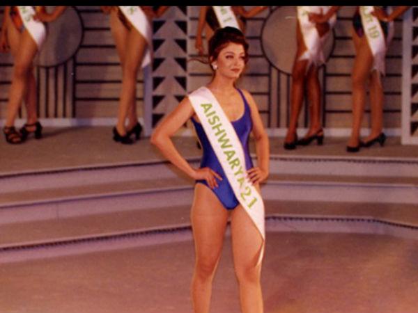 Sexy Aishwarya Rai In Bikini