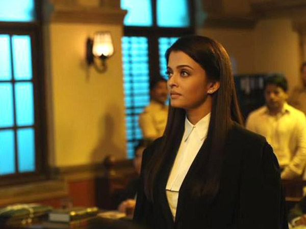 Aishwarya Promising Look In Jazbaa