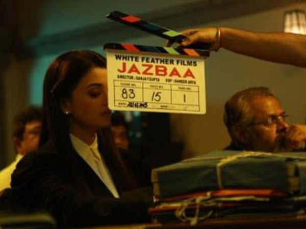 Jazbaa's Another take
