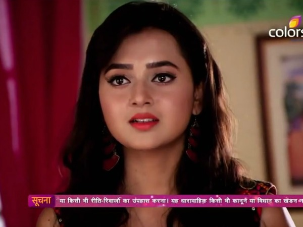 After Lovey Sasan, Parth Samthaan, Now Swaragini's Ragini Aka Tejaswi Prakash Wayangankar Is Unwell