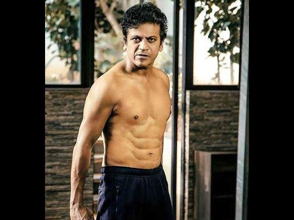 Hot six pack abs in kannada film indusrty list of siz pack abs in hatrick hero shivarajkumar altavistaventures Images