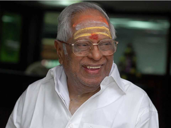 Music Director MS Viswanathan(MSV) Shifted To ICU, Is Battling For Life