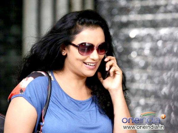 swetha menon delivery