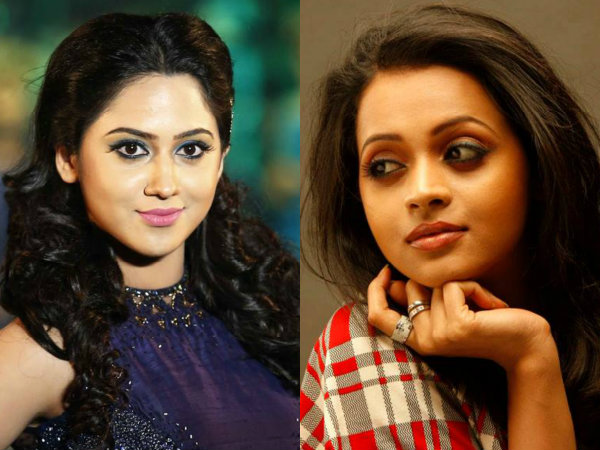 Bhavana And Mia George To Share Screen In Hello Namasthe
