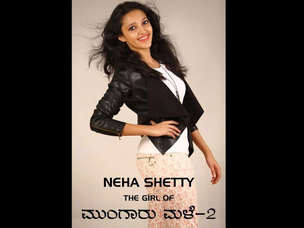 Miss Mangalore Runner-Up; Neha Shetty To Romane Ganesh In 'Mungaru Male 2'