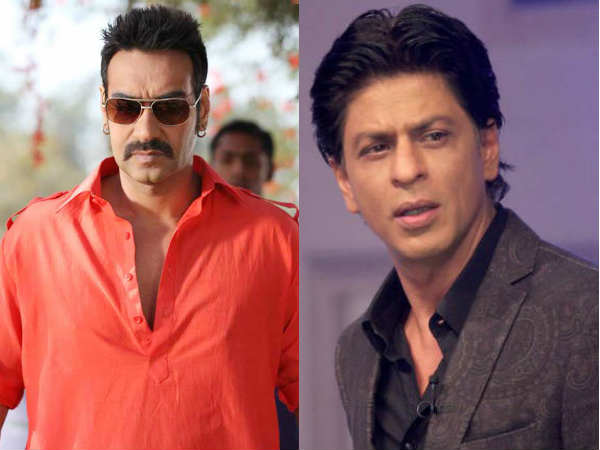 Ajay Supported Shahrukh