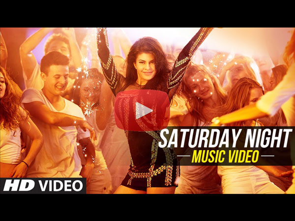 Watch Jacqueline Fernandez Hungover And Full Tight