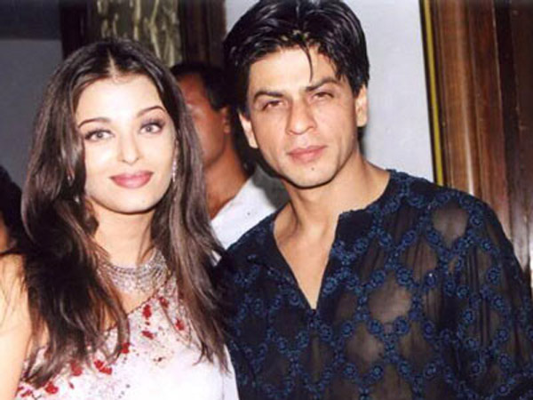 Aish With SRK