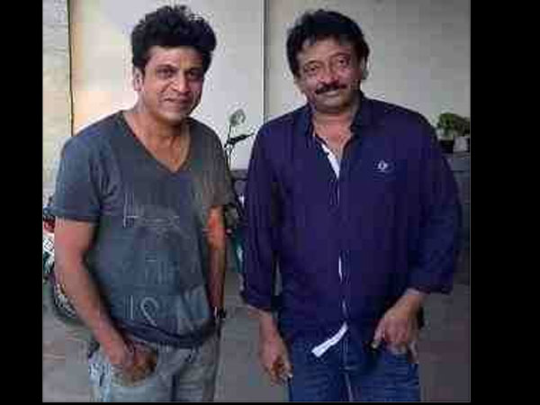 The Duo Of Shivanna And RGV