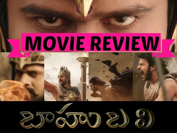Baahubali (Bahubali) Movie Review: Characters Come Alive