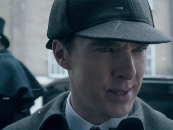 Sherlock Is Back After A Long Break: See Benedict & Martin Freeman's Clip