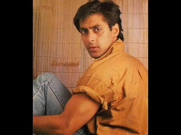 Salman Khan | Lucky Idiot | First Film - Filmibeat