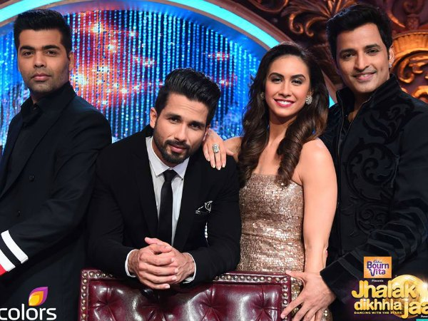 Jhalak Reloaded Judge KJo