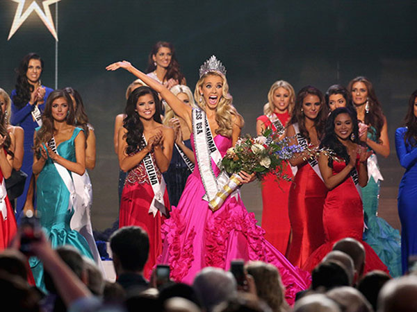 Miss USA Pageant 2015 Winner Is.. Miss Okhlahoma Olivia Jordon!