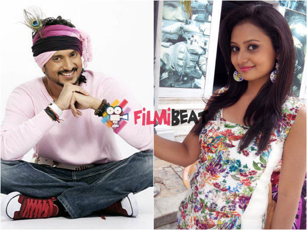 CONFIRMED: Ajai Rao To Romance Amulya In 'Mava I Love You'