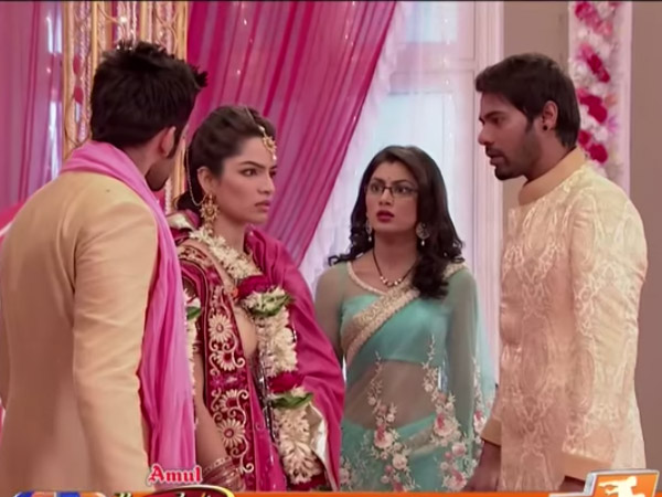 Abhi-Pragya Shocked