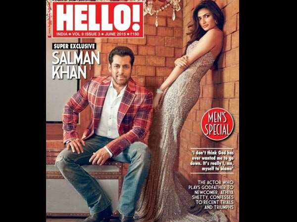 Hero First Look Out| | Sooraj Pancholi Athiya Shetty In Hero