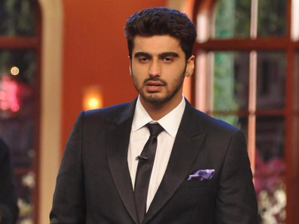Arjun Kapoor Surprised With His Link-Up With Comedy Nights With Kapil!