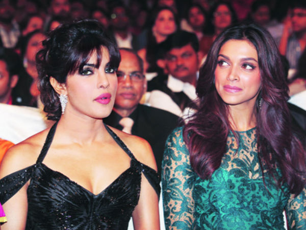 Another Picture Of Deepika-Priyanka