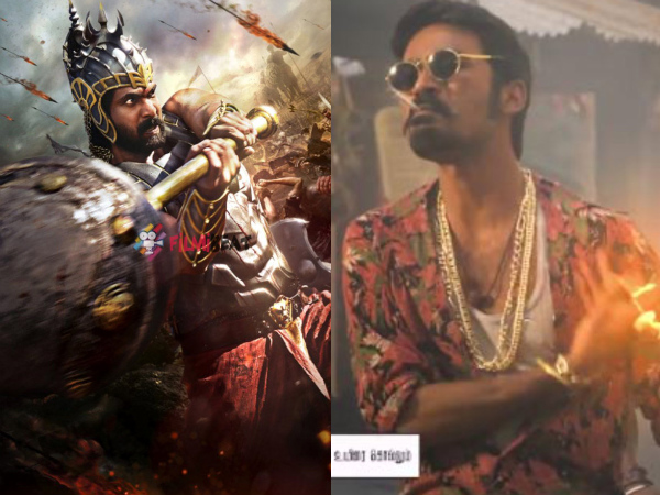 Baahubali Tamil 5 Days (Tuesday) Box Office Collections: Can Dhanush's Maari Survive The Storm?