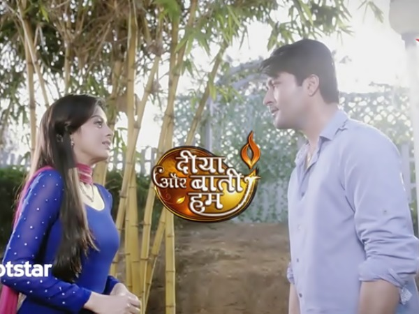 Diya Aur Baati Hum: Sandhya Meets Sooraj During The Mission
