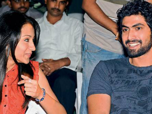 Trisha & Rana To Patch Up?