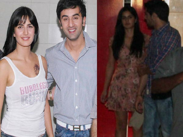 Ranbir Kapoor With Katrina