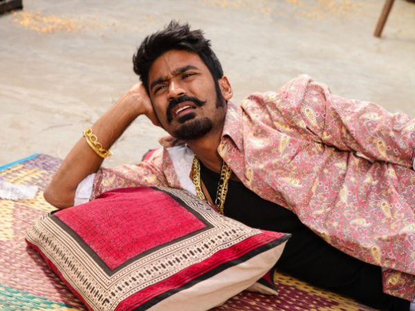 Dhanush As Local Rowdy
