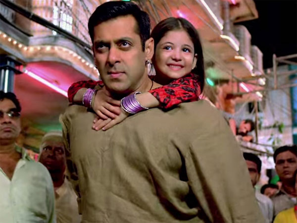 Salman And Harshaali