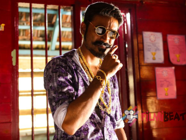 All About Dhanush