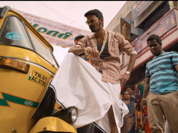 Maari First Weekend (3 Days) Box Office Collections: Dhanush's Best Opening Ever!