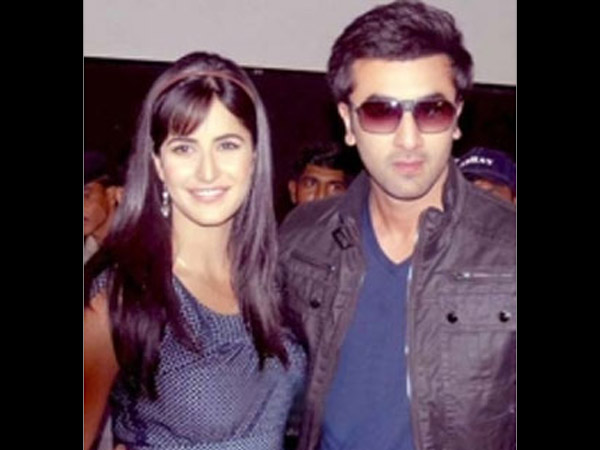 Ranbir And Katrina