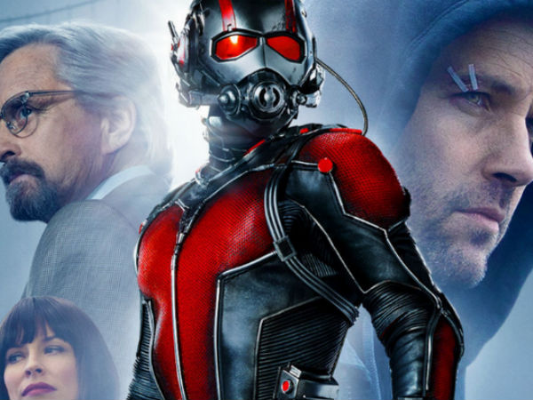 Marvel's 'Ant-Man' Tops North American Box Office