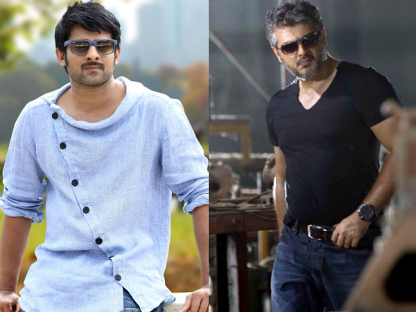 I've Heard A Lot About Ajith: Baahubali Hero Prabhas