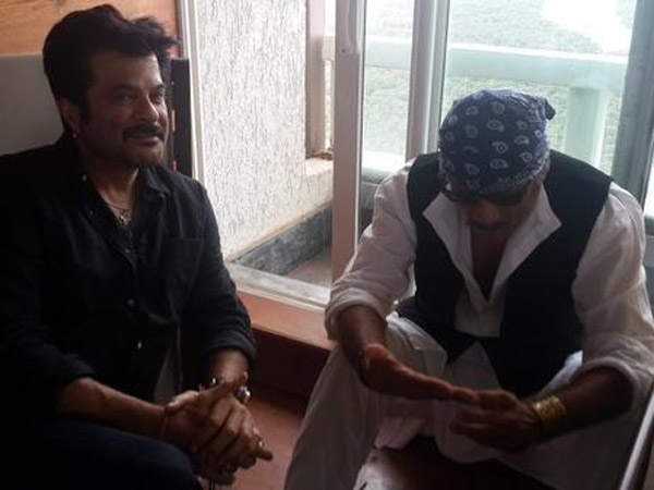 Anil Kapoor With Jackie Shroff