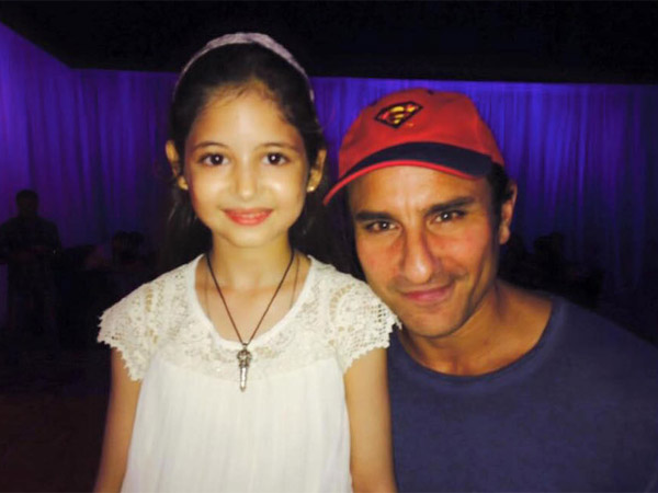 Harshaali With Saif