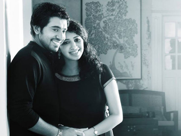 Nivin Pauly-Rinna Joy Love Story Revealed!