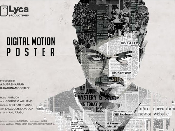Petrol Bombs Hurled Ahead Of Kaththi Release
