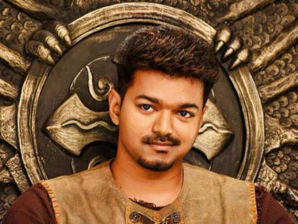 New Record For Vijay In Puli?