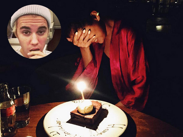 How Justin Bieber Celebrated Selena Gomez's Birthday